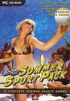 Descargar Sommer Sport Pack [English] por Torrent